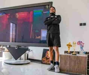 Singer Dbanj Flaunts His Newly Acquired Mansion (Photos)